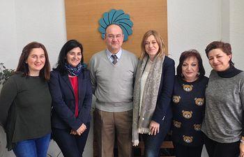 Ciudadanos Albacete ha conocido, de primera mano, las instalaciones de la  Asociación Desarrollo Autismo Albacete.