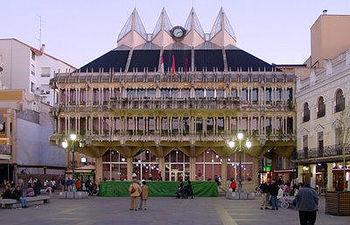 Ayuntamiento de Ciudad Real. Foto de archivo.