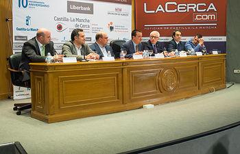 "II Foro ""Castilla-La Mancha de Cerca""."