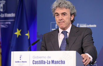 Leandro Esteban-1. RP Consejo de Gobierno_210314. Foto: JCCM.