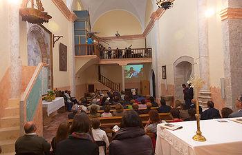 Concierto de órgano (I). Foto: JCCM.