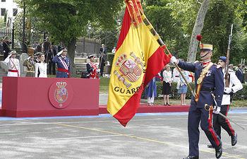 Felipe VI preside los actos centrales del Día de las Fuerzas Armadas - 28-05-16
