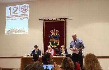 Pedro del Olmo, elegido nuevo secretario general de UGT en Guadalajara por mayoría absoluta