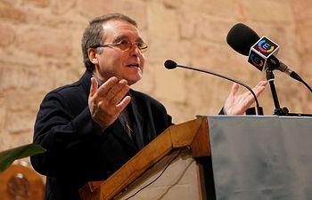 El pregonero de este año fue el sacerdote y periodista Jesús de las Heras.