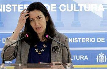 Ángeles González-Sinde. Foto: EFE
