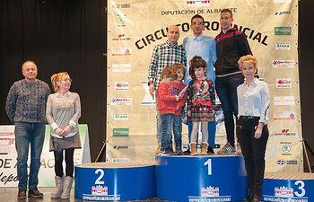Clausura VII Circuito CP La Manchuela