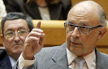 Cristóbal Montoro (Foto: EFE)