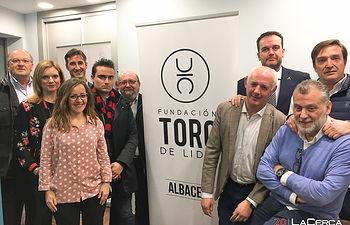 Reunión Fundación Toro de Lidia - Albacete - 11-04-18