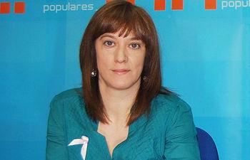 Irene Moreno, nacida en 1971, lleva en política dos años y medio, concretamente en la Agrupación Local del PP de Hellín. Foto de archivo.