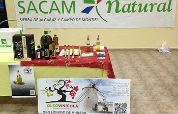 Alimentos Asociación SACAM.
