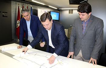 Presentación obras fase VI proyecto peatonalización.