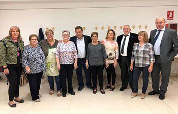 Serrano reitera el compromiso del Ayuntamiento con todos y cada uno de los barrios de Albacete