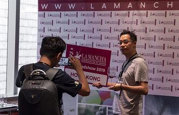 DO La Mancha en Asia. Foto: Luis Martinez (C)