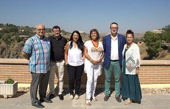 Representantes del PP en el consejo de administración de RTVCM