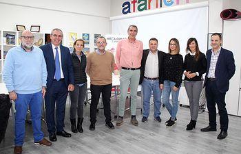 Reunión PP AB- AFANION.