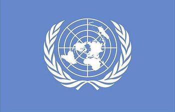 Logotipo de la ONU (Foto:archivo)