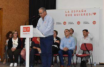 Presentación candidatura PSOE de Munera