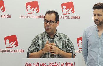 Juan Ramón Crespo y Mario García.