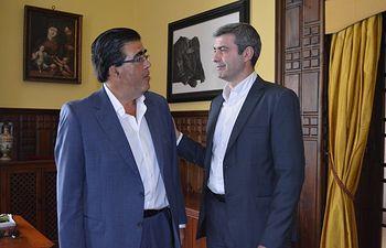 Álvaro Gutiérrez y Pablo García