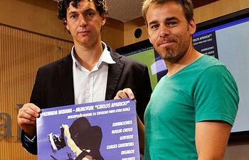 El Concejal de Deportes presenta el I Trijoteman de Ciudad Real y el Día del Patín