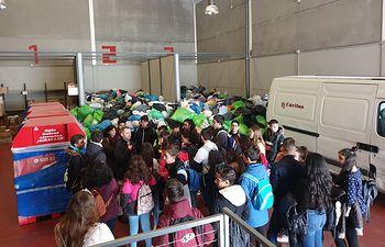 Ruta de la Caridad de Cáritas Diocesana de Toledo.
