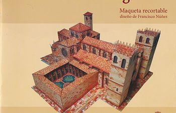 Recortable Catedral de Sigüenza.