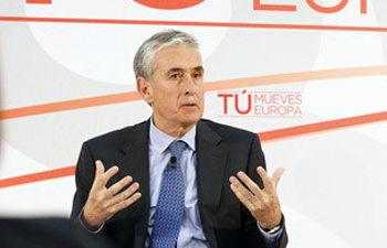 Ramón Jáuregui, foto de archivo