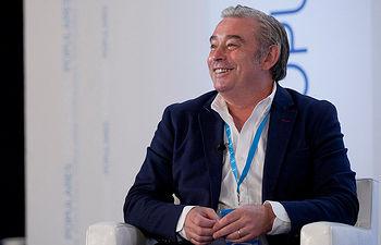 El portavoz del GPP en el Senado, José Manuel Barreiro