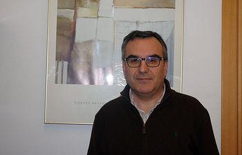 El profesor Francisco Escribano