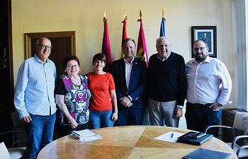Concejo Abierto traslada al Equipo de Gobierno sus impresiones en torno al Parque de Abelardo Sánchez
