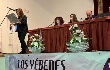 Jornada Crecer en un entorno de violencia de género en Los Yébenes.