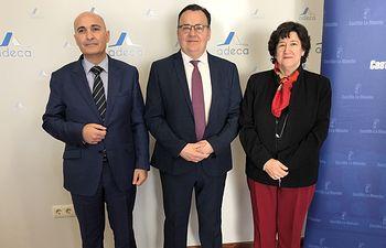 Clausura proyecto DITEC en colaboración con JCCM y Fundación Dualiza de Bankia.
