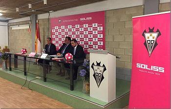 Soliss Seguros, nuevo patrocinador principal del Albacete Balompié