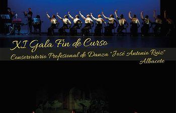 Cartel XI Gala Fin de Curso