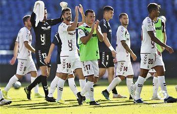 Deportivo de La Coruña - Albacete Balompié. Resultado: 0 goles a 1 - 07-09-19