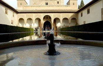 Alhambra de Granada. Foto archivo