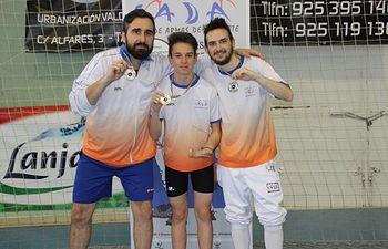 SADA1: Paco, Angel y Jesús, otro equipo de leyenda