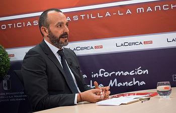 Diego Gómez, decano de la Facultad de Derecho del Campus de Albacete de la UCLM.