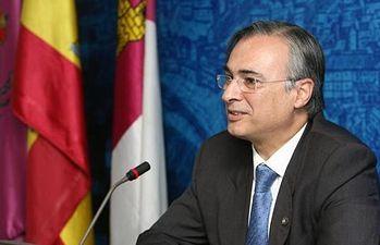 José Manuel Molina, exalcalde de Toledo. Foto: ABC.