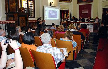 Sesión de apertura del curso.