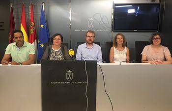 Grupo Ganemos Albacete.