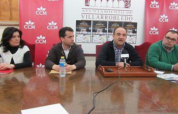 IV Certamen regional de Bandas de Semana Santa-Villarrobledo