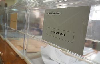Votaciones.