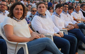 Fiestas de la Pandorga 2016 en Ciudad Real. Foto: JCCM.