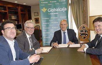 Globalcaja y el Colegio de Enfermería de Ciudad Real renuevan su acuerdo en apoyo del sector