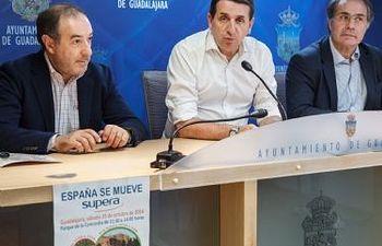 Presentación del evento Guadalajara se Mueve