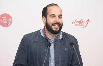 Miguel González, diputado PSOE.