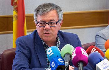 Ramón García, vicepresidente segundo de la Diputación Provincial de Albacete