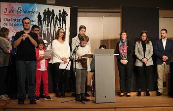 Guadalajara conmemora el Día de la Discapacidad.