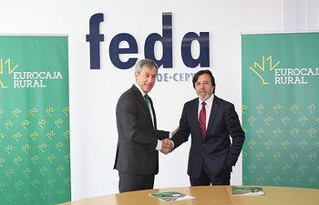 Convenio social Eurocaja Rural-FEDA